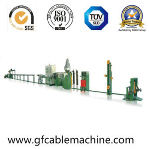 Physical Foaming Coaxial Cable Extrusion Production Line (Rg59/6) pictures & photos