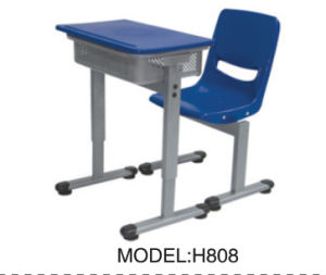 Student/School Classroom Table and Chair for Children (H808) pictures & photos
