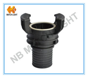 Bsp Thread Serrated Hose End Guillemin Couplings pictures & photos