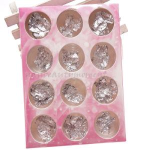 Manicure Beauty Nail Art Foil Nuggets Decoration Kit (D56) pictures & photos
