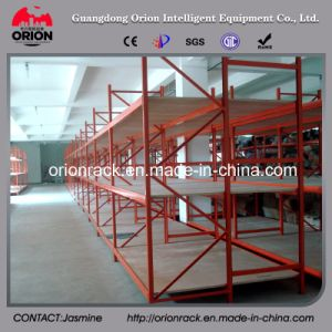 Warehouse Medium-Duty Shelf Rack System pictures & photos