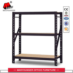 Supermarket Home Warehouse Use Metal Light Storage Rack pictures & photos