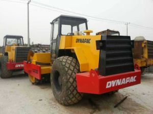 Used Dynapac Wheel Road Roller (CA30D)
