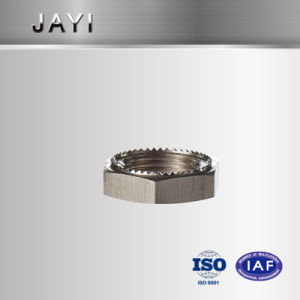 Rivet Nut for Communication, Stainless Steel Rivet Nut, Turning Parts pictures & photos
