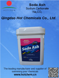 for Swimming Pool Use Soda Ash Sodium Carbonate pictures & photos