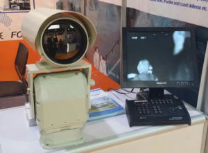 Infrared Thermal Security Camera (TIR185R) pictures & photos