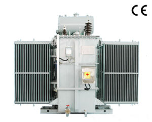 35kv Electric Power Transformer (S11-4000/35) pictures & photos