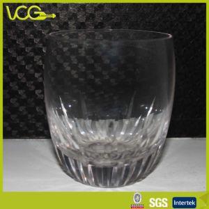Engraved Glass Tableware for Liquor Drinking