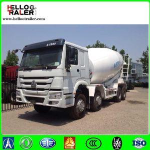 Heavy Duty Special Truck 8-16cbm Concrete Mix Truck pictures & photos