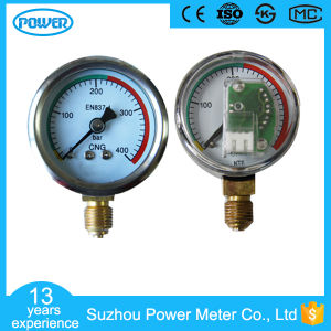 50mm Stainless Steel or Steel Case CNG Car Pressure Indicator pictures & photos