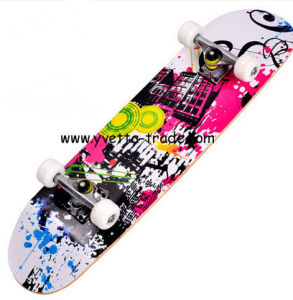 Professional Skateboard with High Quality (YV-3108-1) pictures & photos