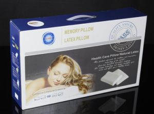 High Quality White Memory Foam Pillow (T167) pictures & photos