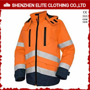Fashion Workwear Engineering Work Uniforms Safety Jacket (ELTSJI-18) pictures & photos