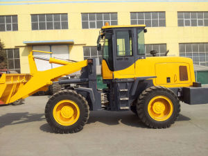 Wheel Loader 2 Ton for Sale pictures & photos