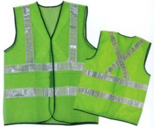 High-Visibility Reflective Vest Hs729 pictures & photos
