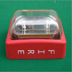 High Quanlity Fire Siren with Light pictures & photos