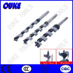 Hexagon Shank Wood Auger Drill Bits pictures & photos