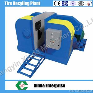 Sg Double Hook Tyre Bead Wire Extractor Automatic Tyre Recycling Machine pictures & photos