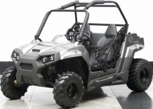 200cc EEC EPA DOT UTV for Sales (HDU200E-8)