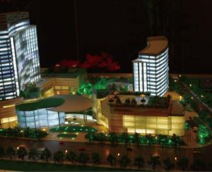 Plastic Scale Model Making, Residential Model (JW-247) pictures & photos