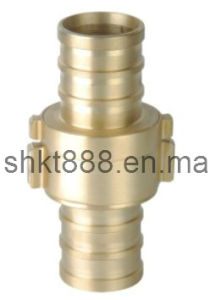 Brass Fire Coupling pictures & photos