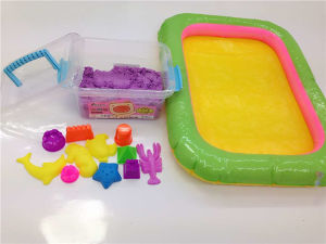 Kids Educational Toy Color Sand Alive Smart Sand pictures & photos