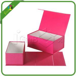 Professional Factory Wholesale Folding Paper Box pictures & photos