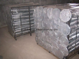 Galvanized Solar Stand for Solar Panel, Solar Mounting Ground Screw pictures & photos