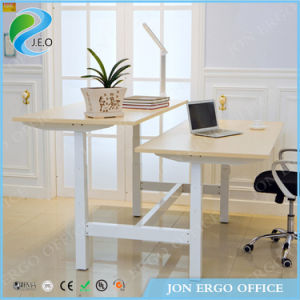 Electric Height Adjustable Office Furniture 4 Leg Standing Desk/Sit Stand Desk (JN-SD540) pictures & photos