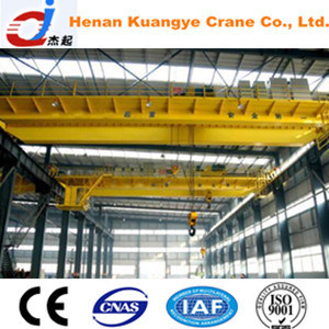 Heavy Duty Double Girder Overhead/Bridge Eot Crane