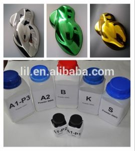 Gold Plating Chemical-Spray Chrome Gold Color- Chrome Paint. Spray Gold and Silver Chemial pictures & photos