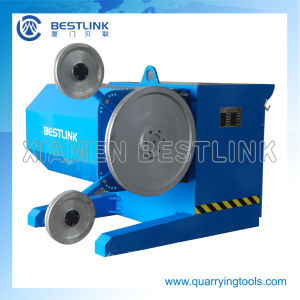 Diamond Wire Saw Machine for Slab Cutting pictures & photos