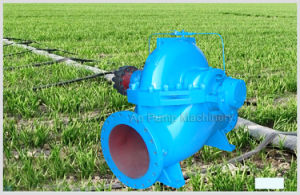 Horizontal Centrifugal Electric Irrigation Water Pump pictures & photos