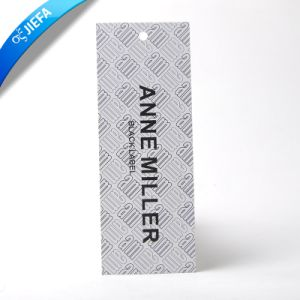 Wholesale Garment Paper Hangtga/Price Tag/Hangtag pictures & photos