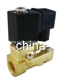 Latching Solenoid Valve -DC Voltage