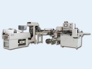 Weighting Packing Machine for Noodle, Long Pasta, Spaghetti (LS-6) pictures & photos