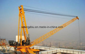 10 Tons Derrick Crane with 30m Jib pictures & photos