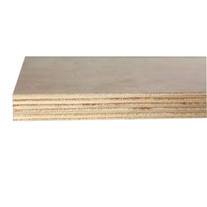 White Birch Plywood for Cabinet UV 12mm pictures & photos