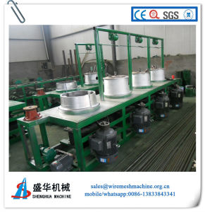 Wire Reducing Machine, Wire Drawing Machine (DW-6.5) pictures & photos