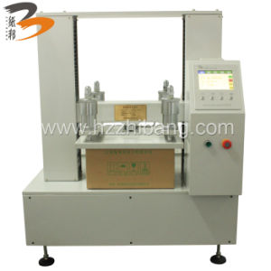 Professional Electronic Carton & Box Bobbin Compression Tester pictures & photos