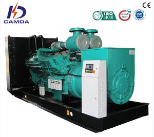 550kw Diesel Generator Sets Powered by Cummins Engines pictures & photos