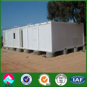China Supplier Prefabricated Container House pictures & photos