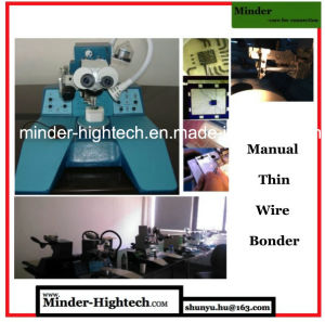Manual Ultrasonic Thin Wire Wedge Bonder Mdb2575 pictures & photos