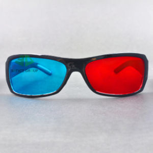 Plastic Cyan Red 3D Glasses (SN3D 045P)
