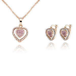 High Quality 925 Sterling Silver Jewelry CZ Set pictures & photos