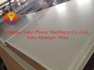 Plastic Machine/ PVC Foam Board Machine pictures & photos