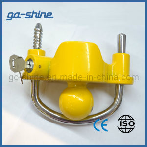 Trailer Hitch Coupler Lock pictures & photos