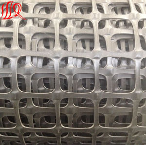 High Quality PP Biaxial Plastic Geogrid pictures & photos