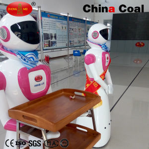 New Arrival Automatic Electric Restaurant Robot Ym 520 pictures & photos