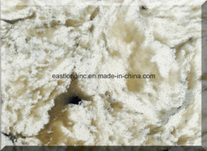High Quality Blue Marble Engineered Stone Quartz Slab pictures & photos